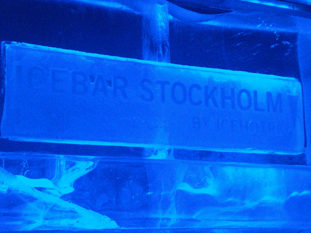 Stockholm Ice Bar by Packing my Suitcase