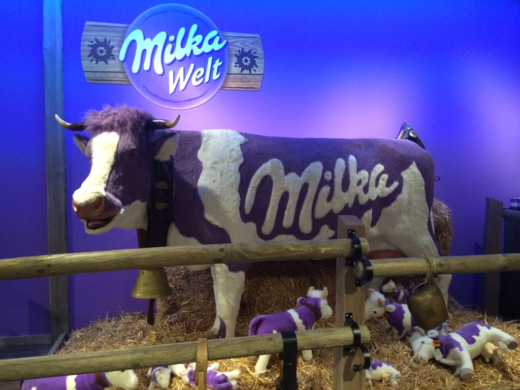 Milka Welt, Munich by Packing my Suitcase