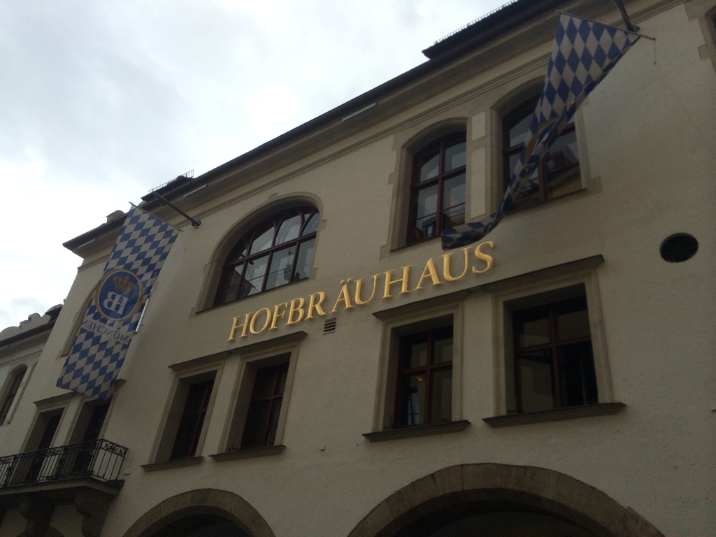 Hofbräuhaus, Munich by Packing my Suitcase