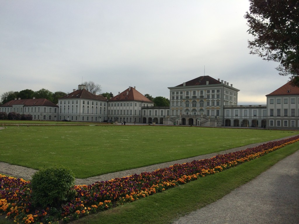 Nymphemburg Castle's Park