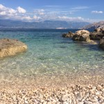 A small paradise in Croatia: Baska, Krk Island
