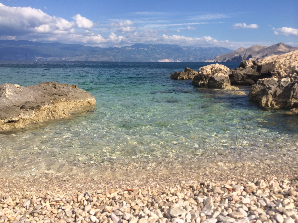 Baska, Krk Island, Croatia. By Packing my Suitcase