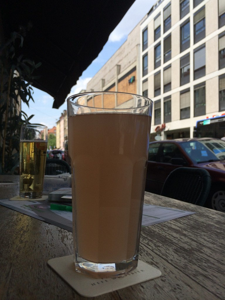 Rhubarb Soda, Munich. By Packing my Suitcase