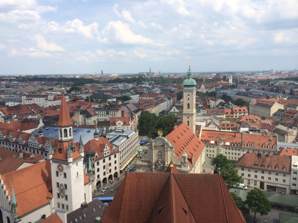 Munich, Germany. By Packing my Suitcase