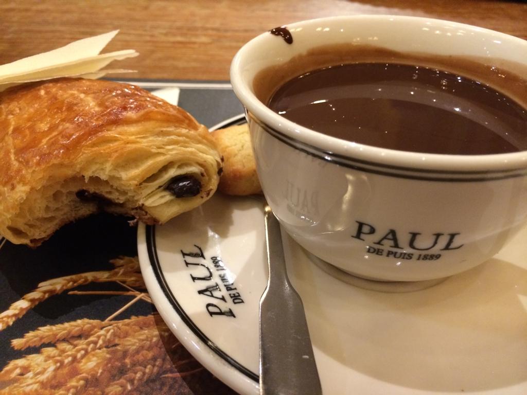 Pain au Chocolat, Paris. By Packing my Suitcase.