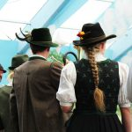 Traditional Bavarian Costume