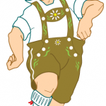 The Traditional Bavarian Costume,, by Packing my Suitcase.