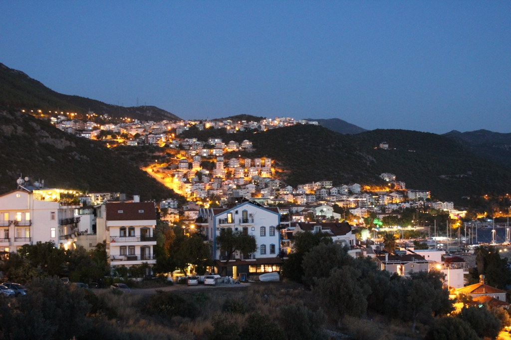 Kas, Turkey, by Packing my Suitcase