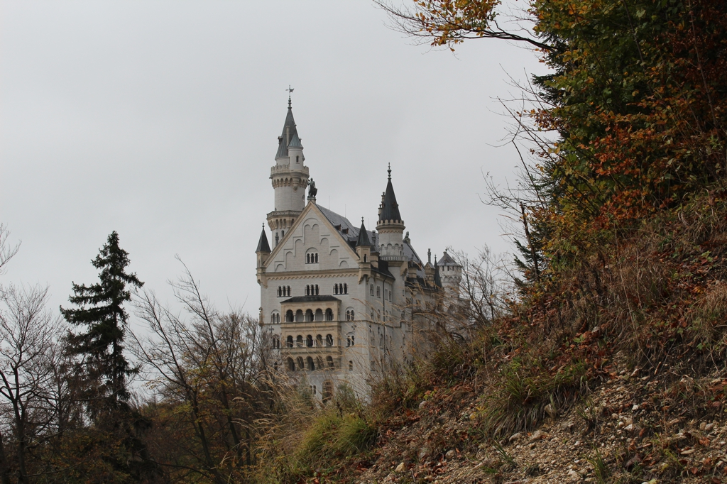 The Neuschwanstein Castle, Germany. By Packing my Suitcase.