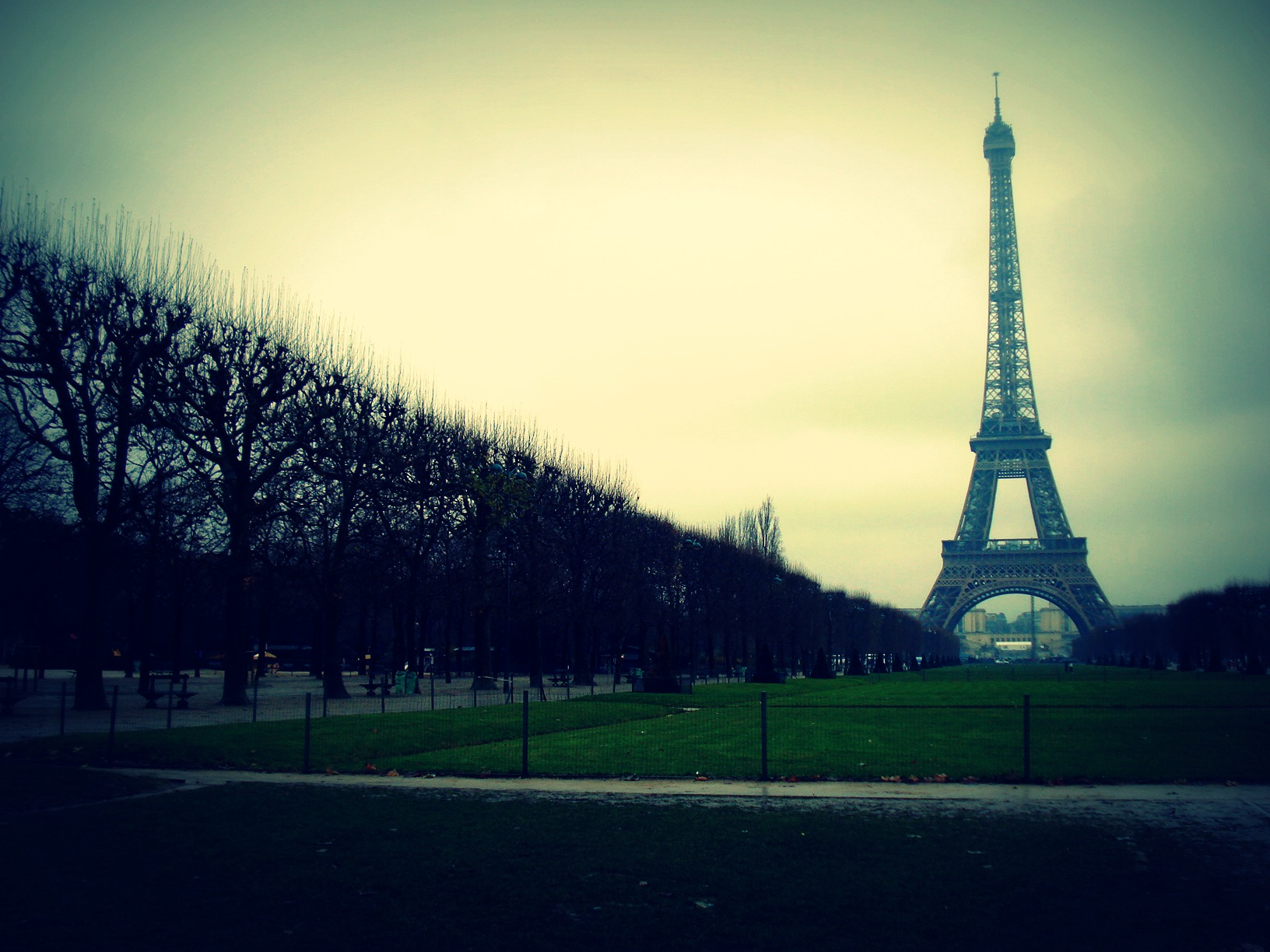 Paris, by Packing my Suitcase.