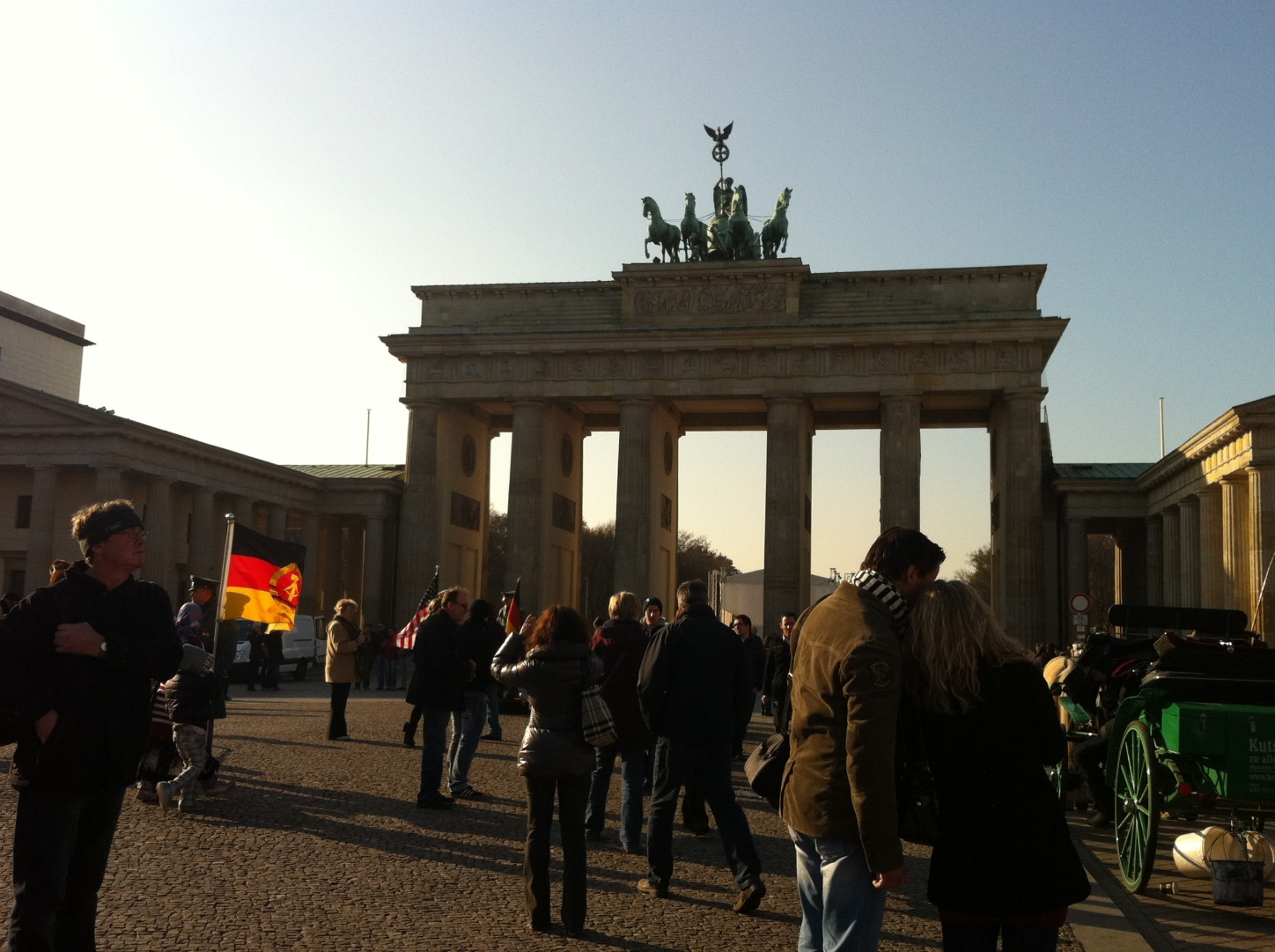 Berlin, Germany. By Packing my Suitcase.