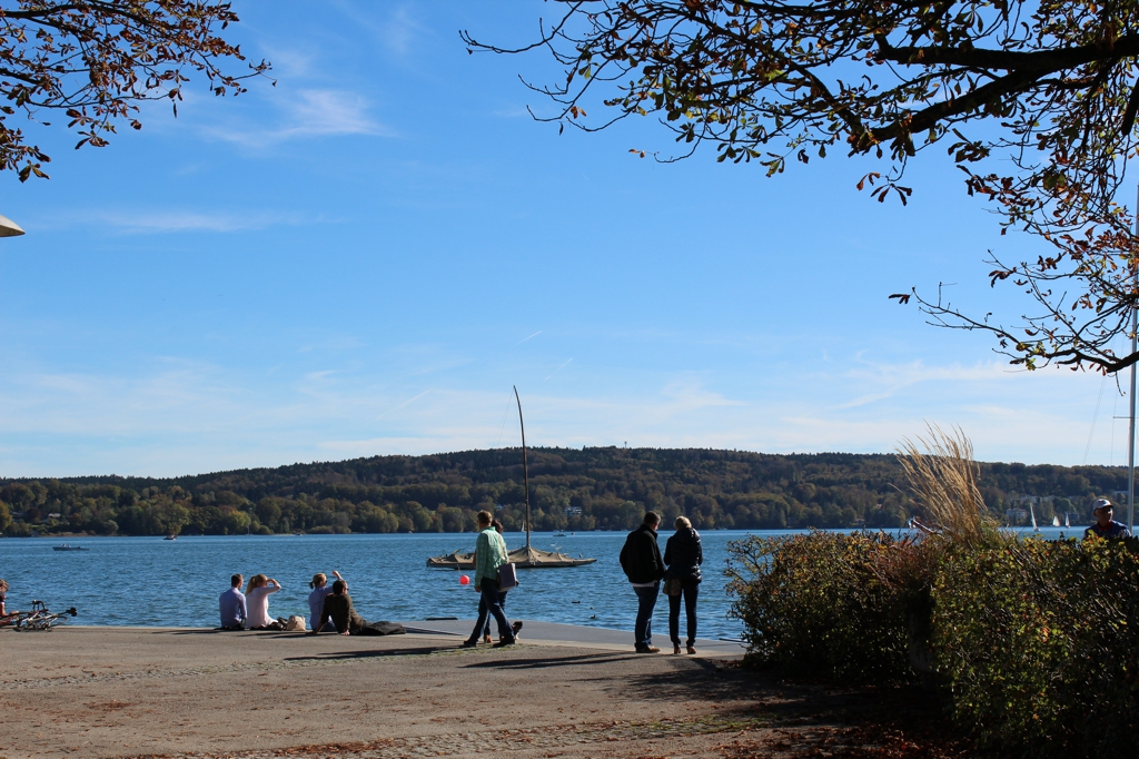 Steinberger See, Germany. By Packing my Suitcase.