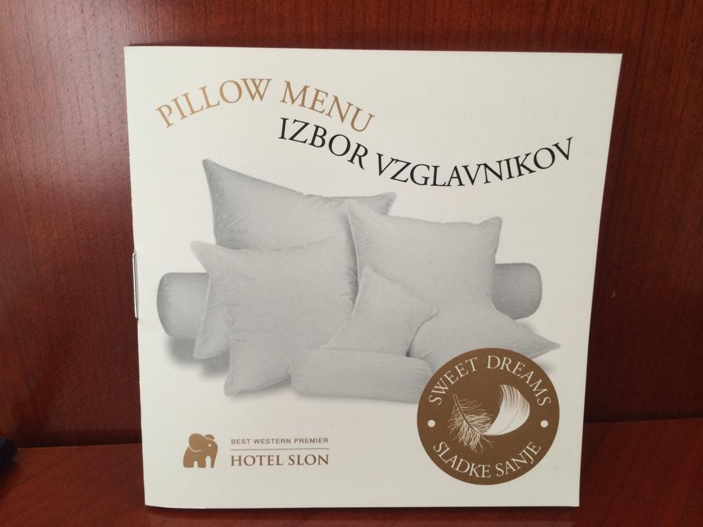 Best Western Premier Hotel Slon, Ljubljana. By Packing my Suitcase.