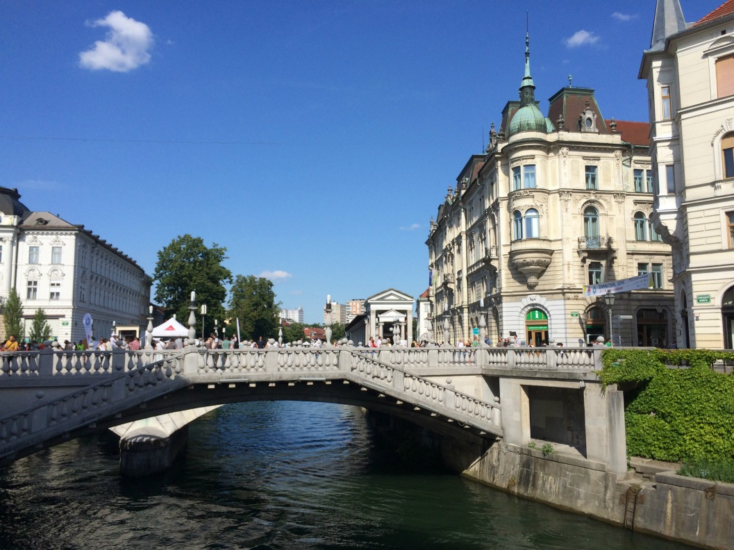 Ljubljana, Slovenia. By Packing my Suitcase.