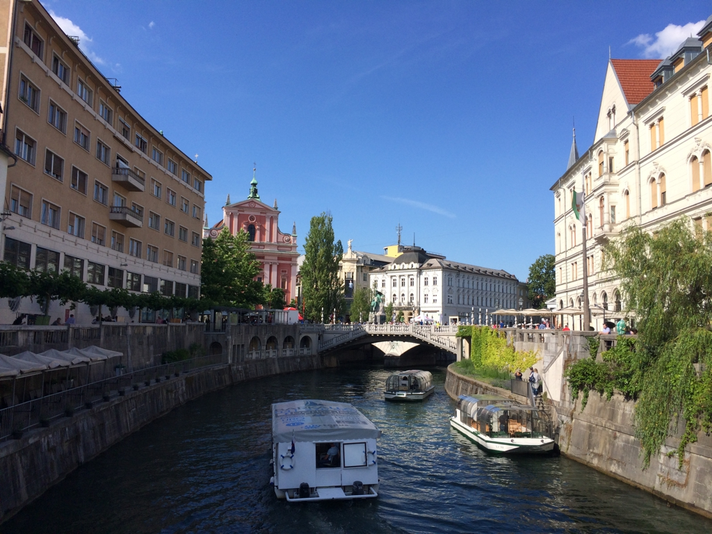 Ljubljana, Slovenia. By Packing my Suitcase.