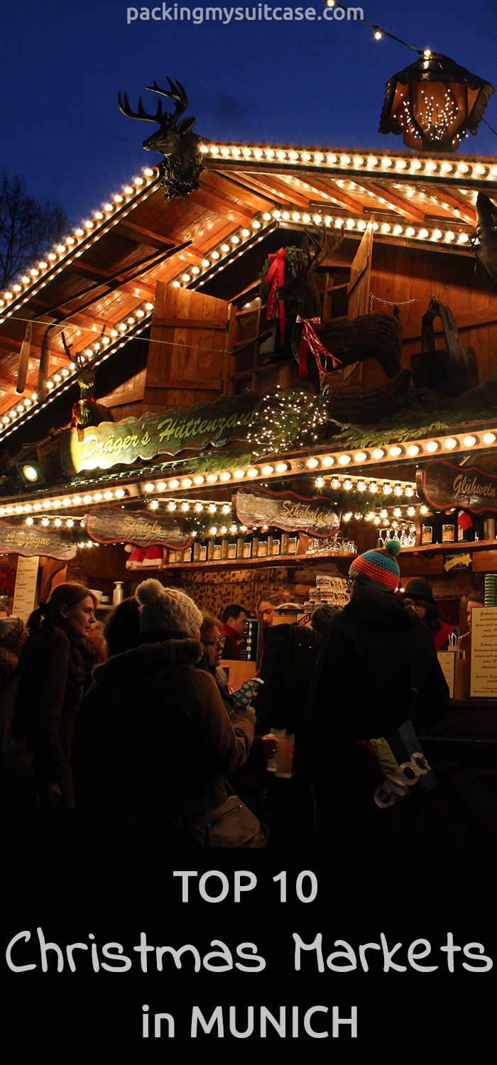 #Munich #ChristmasMarkets