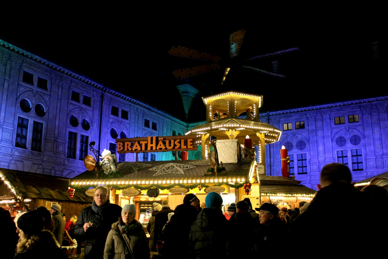 Christmas in Germany, by Packing my Suitcase