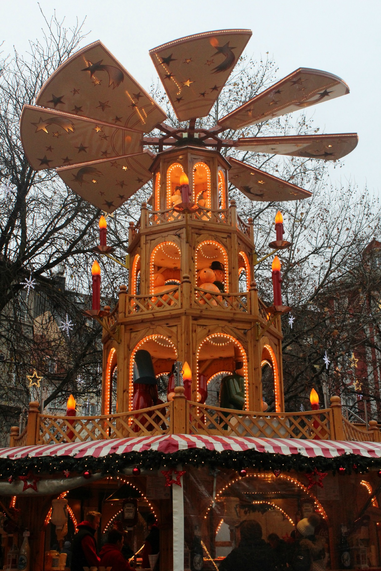 Christmas Markets in Munich, by Packing my Suitcase