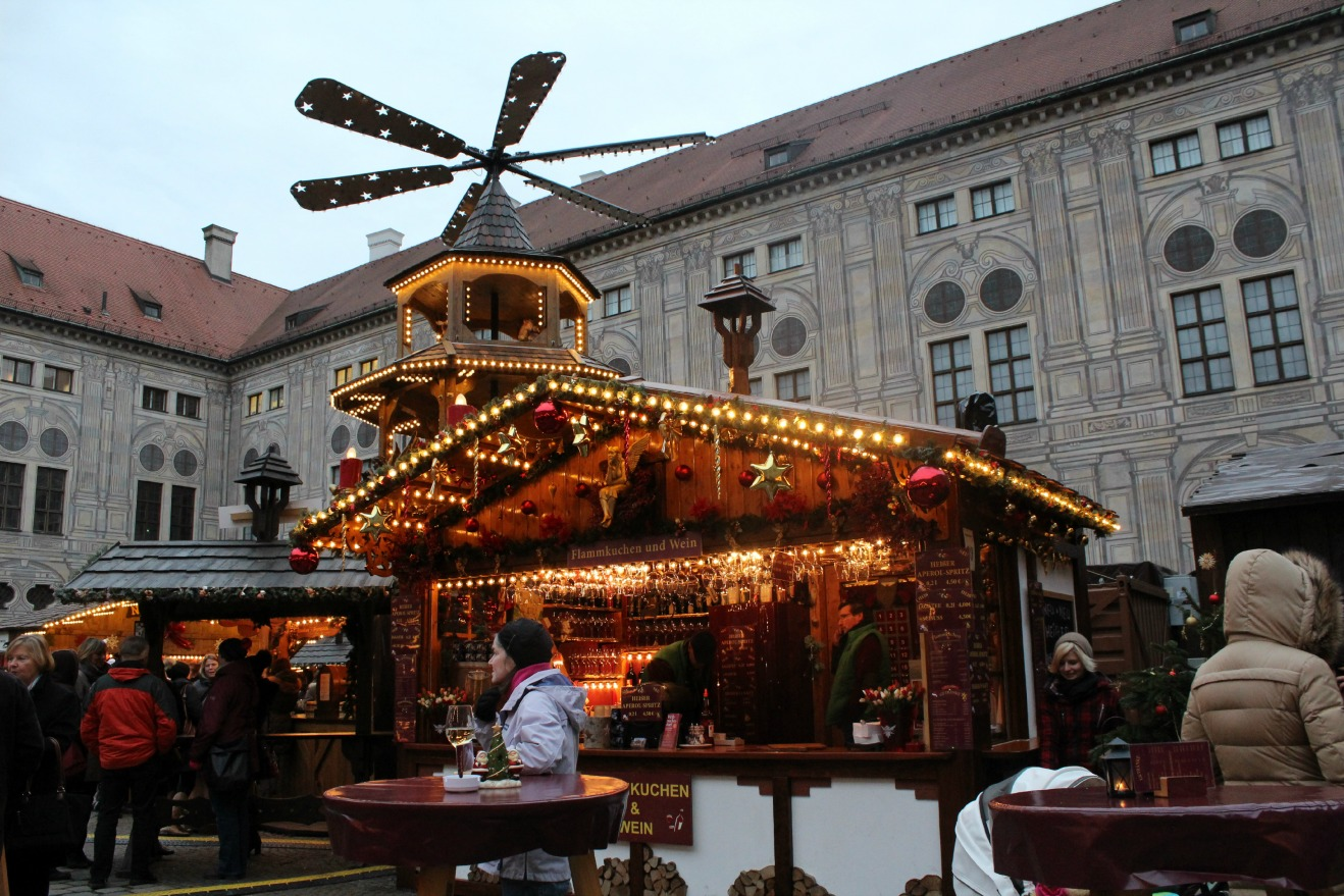Munich Christmas Market.Christmas Markets In Munich Packing My Suitcase