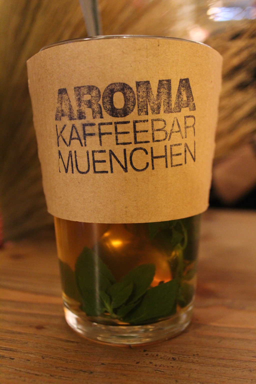 Aroma Kafeebar, Munich, by Packing my Suitcase