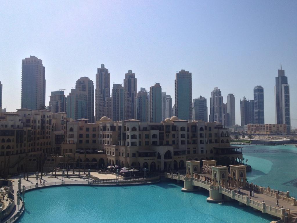 Dubai, UAE by Packing my Suitcase