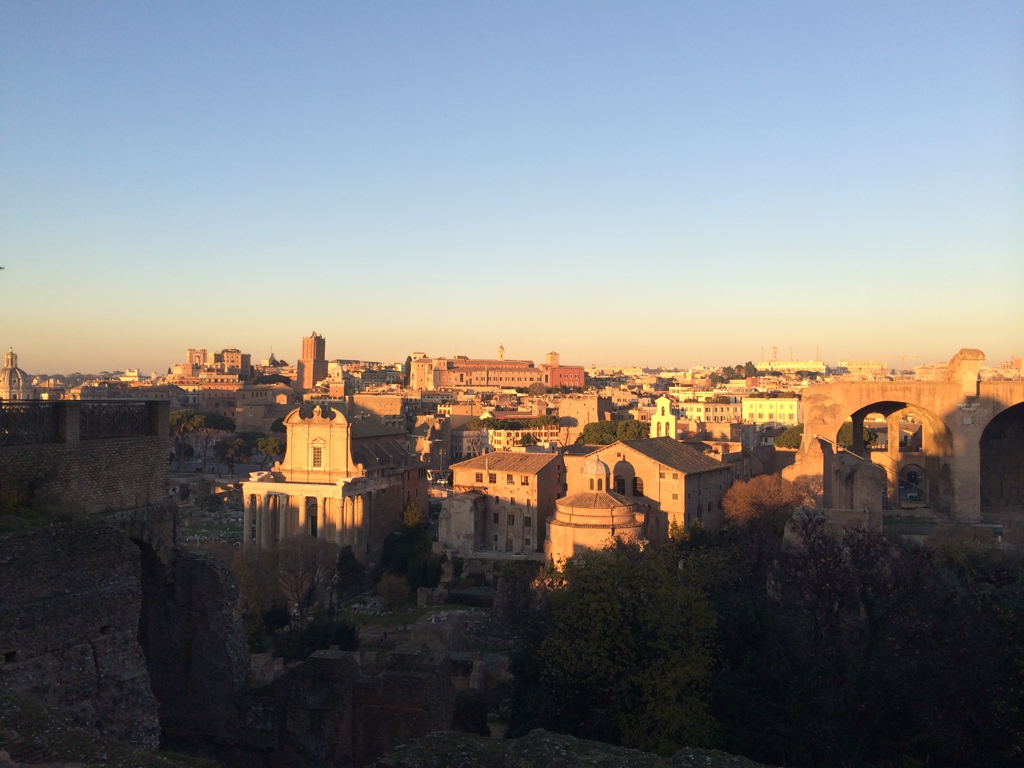 Rome, Italy. By Packing my Suitcase