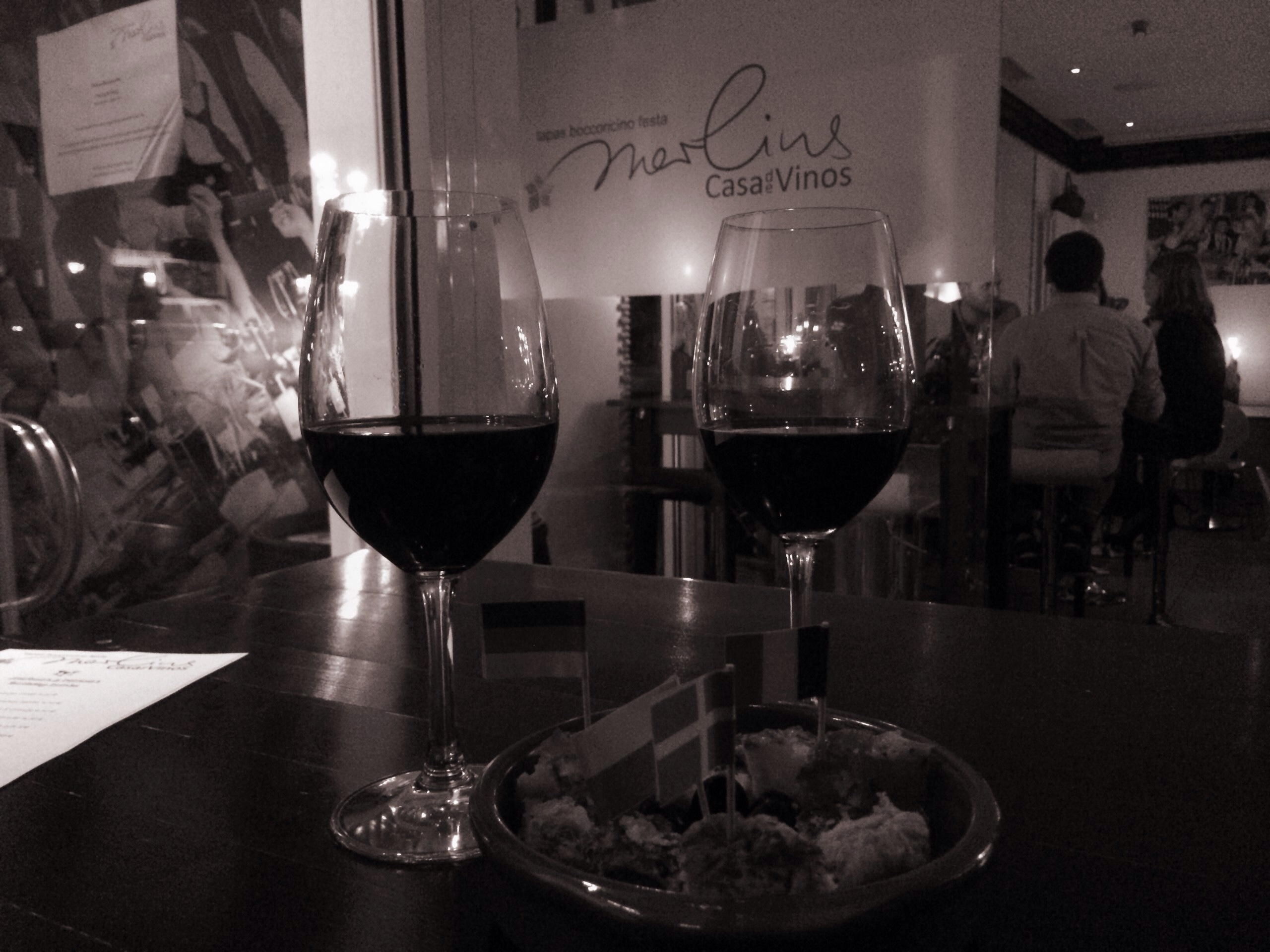 Merlins Casa di Vino, Munich, by Packing my Suitcase
