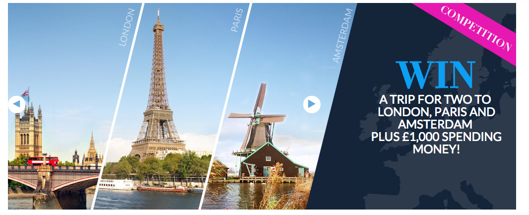 Accor Hotels Competition 2015, Packing my Suitcase.
