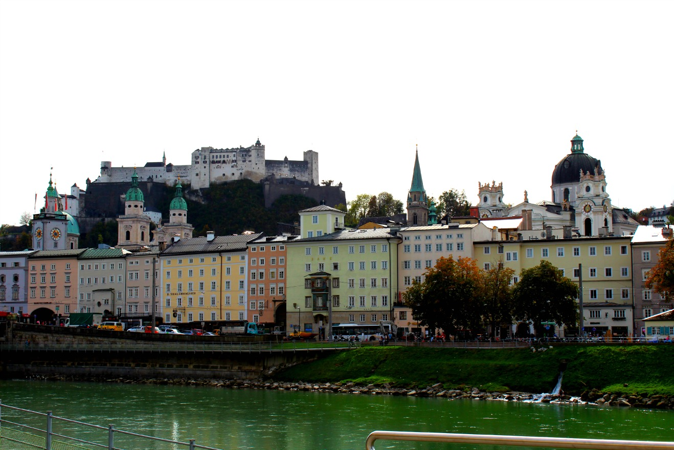 Salzburg, Austria, by Packing my Suitcase.