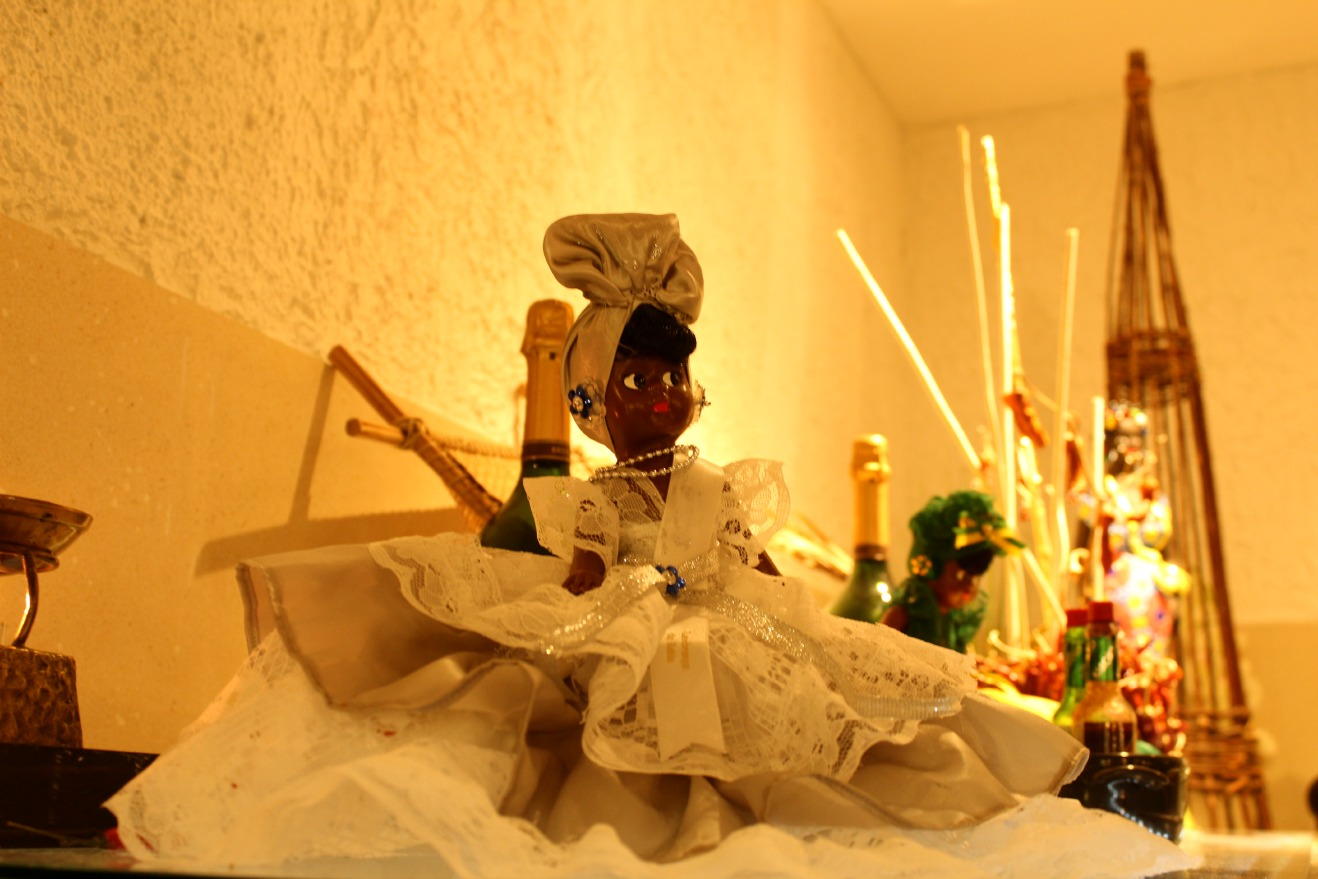 Baianas are traditional from the State of Bahia