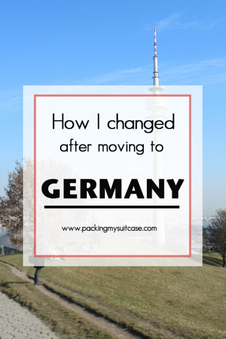 how i changed after moving to germany packing my suitcase