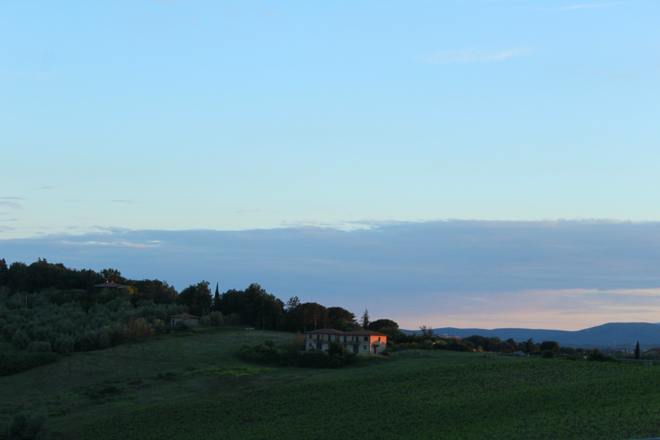 A Weekend Getaway in Tuscany
