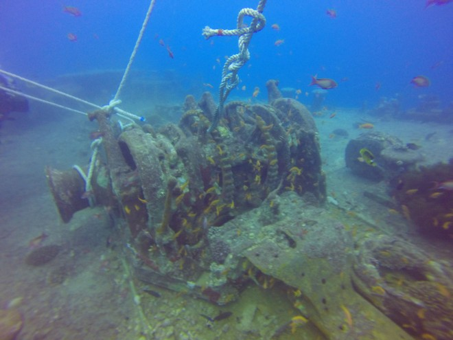 Diving the SS Thistlegorm, by Packing my Suitcase.