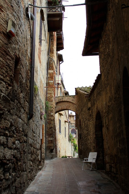 Why I fell in love with San Gimignano