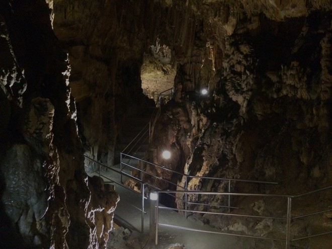 Biserujka Cave, Krk Island