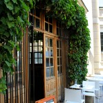 Restaurant Le Coupe-Chou, Paris. By Packing my Suitcase.