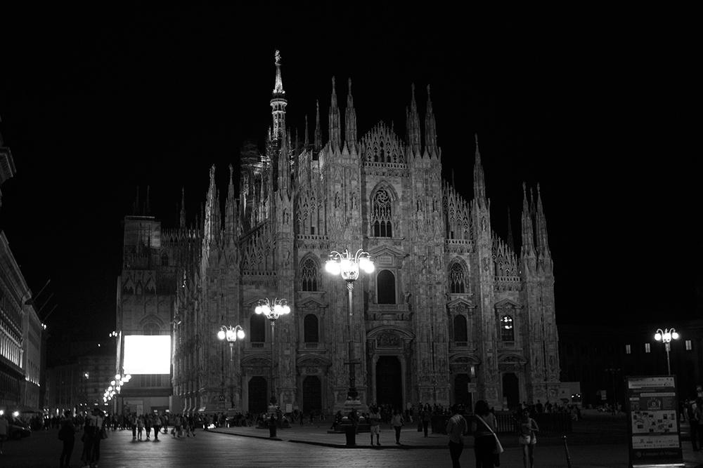 Trip fail: Milan