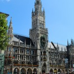 Marienplatz, Munich. By Packing my Suitcase.