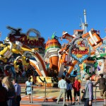 Themed Park at the Oktoberfest, by Packing my Suitcase