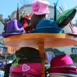 Hats at the Oktoberfest, by Packing my Suitcase