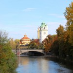 Fall in Munich