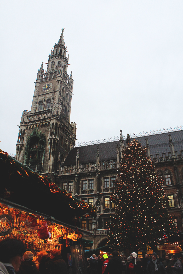 Christmas in Munich