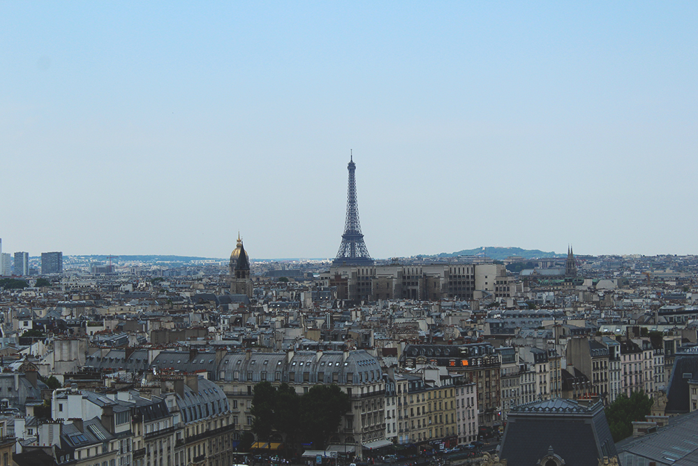 8 amazing spots to view Paris from above