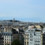 View from the Centre Pompidou