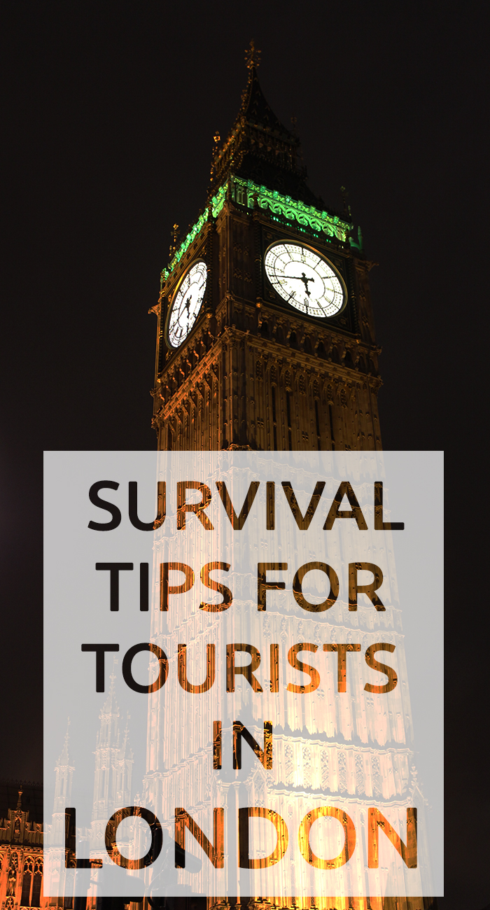 #London tips