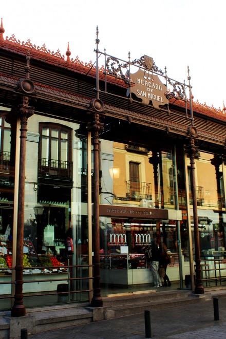 Marcado San Miguel, Madrid