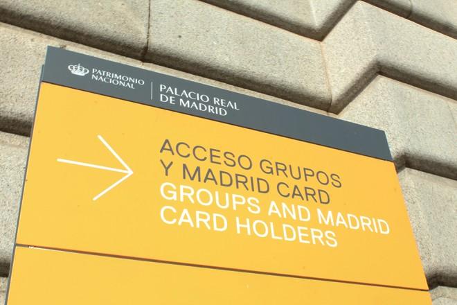 Madrid Card fast track