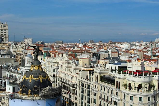 Tartan Rooftop, Madrid