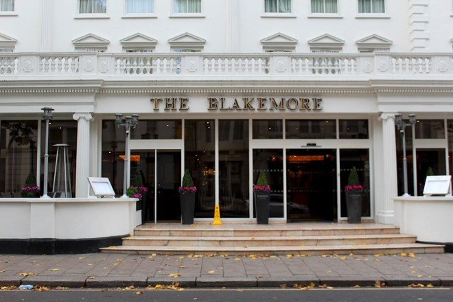 Blakemore Hyde Park Hotel, London