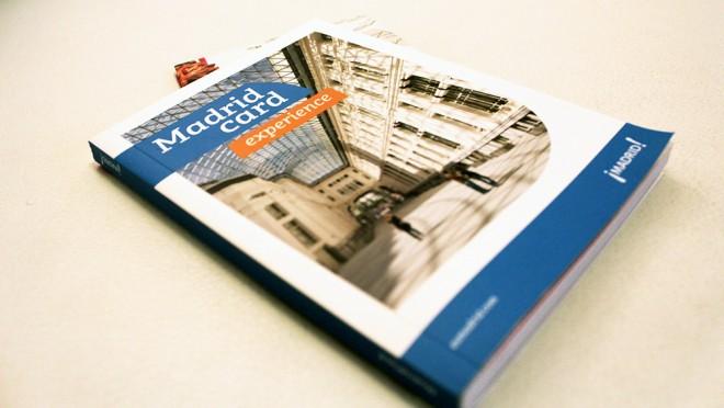 Madrid Card mini guide